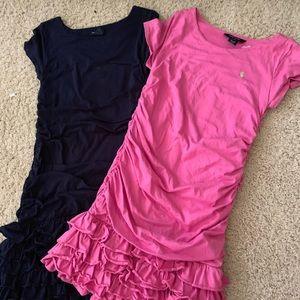 2 Ralph Lauren Ruffled dresses